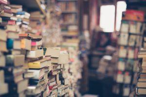 Venda de livros abre 2019 em baixa