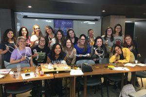 Sindseg-RS promove empoderamento ao capacitar mulheres em oficina de elétrica