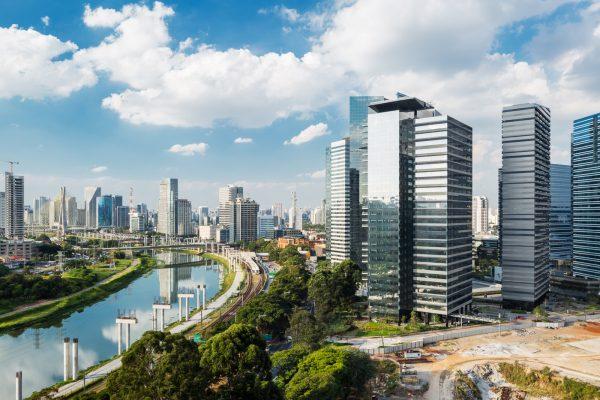 Willis Towers Watson em um novo escritório em São Paulo