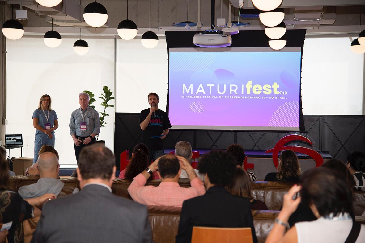 MaturiFest reuniu aproximadamente 400 pessoas, em três dias de evento