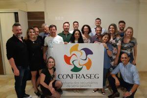 Confraseg realiza primeiro encontro em 2019