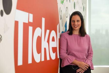 Adriana Serra é Diretora de Produtos da Ticket / Divulgação
