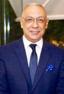 O executivo Fausto Dórea
