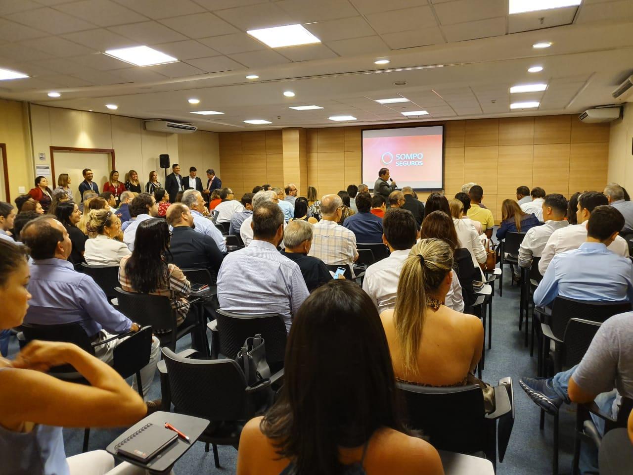 Fernando Grossi é diretor executivo comercial da Sompo Seguros / Divulgação