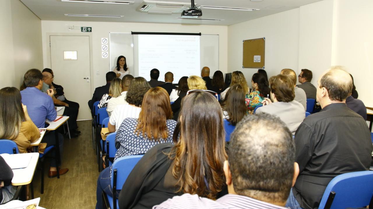 Natália de Oliveira Dutra, instrutora de treinamentos da Bradesco Seguros