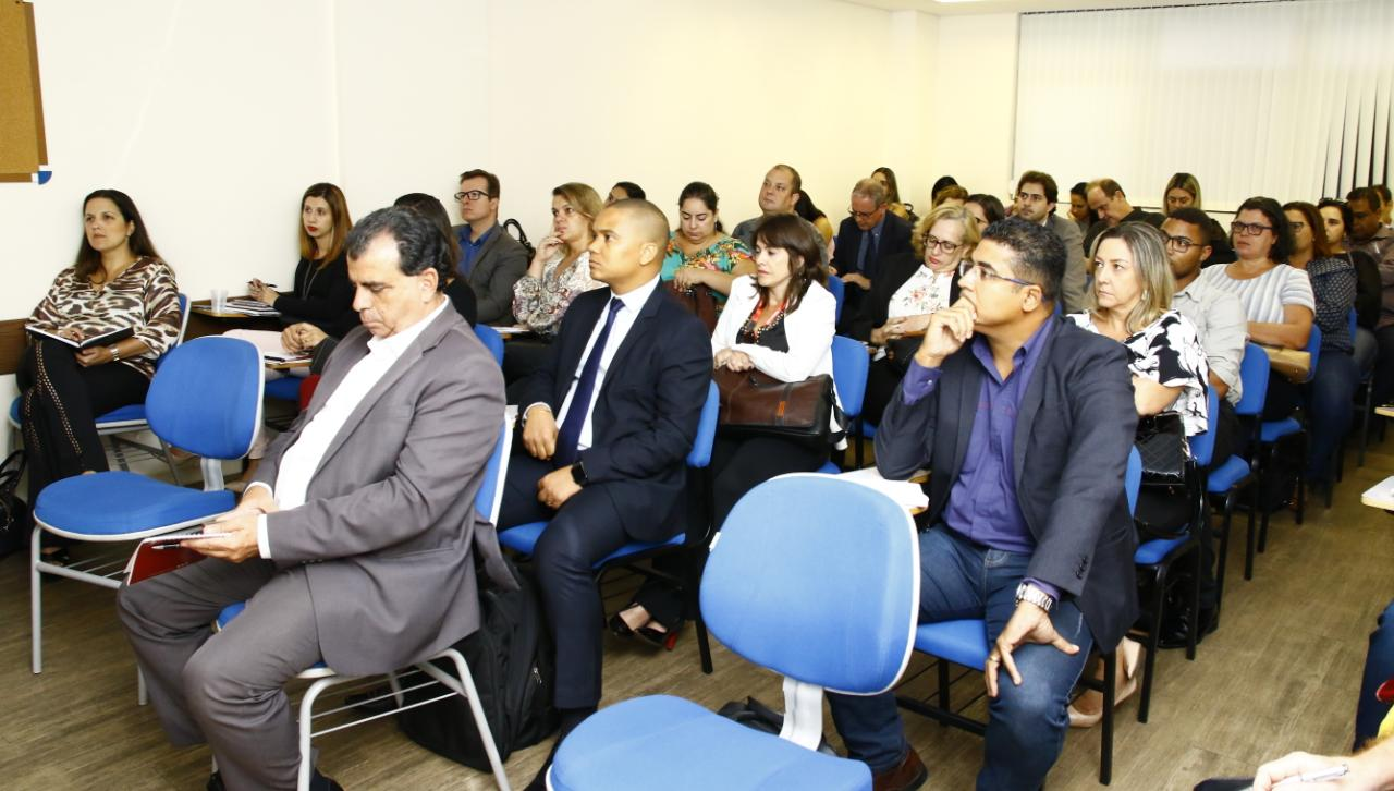 Público, composto em sua maioria por corretores de seguros, prestigiou o workshop
