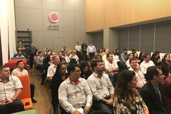 Sompo promove workshop de gerenciamento de riscos