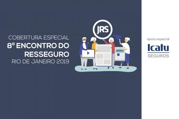 Icatu Seguros patrocina cobertura especial do JRS no 8º Encontro do Resseguro