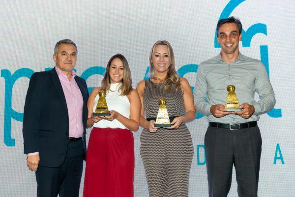 Previsul Seguradora conquista três reconhecimentos em premiação