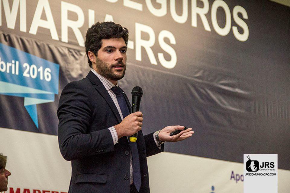 O executivo Celso Soares Jr / Arquivo JRS