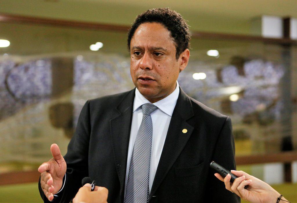 O relator do projeto, Orlando Silva (PCdoB/SP) / Divulgação