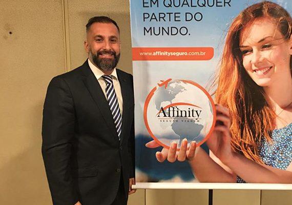 Affinity Seguro Viagem adere a Associação Brasileira das Operadoras de Turismo