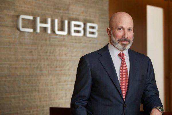 Evan G. Greenberg é Chairman and Chief Executive Officer of Chubb Limited / Reprodução