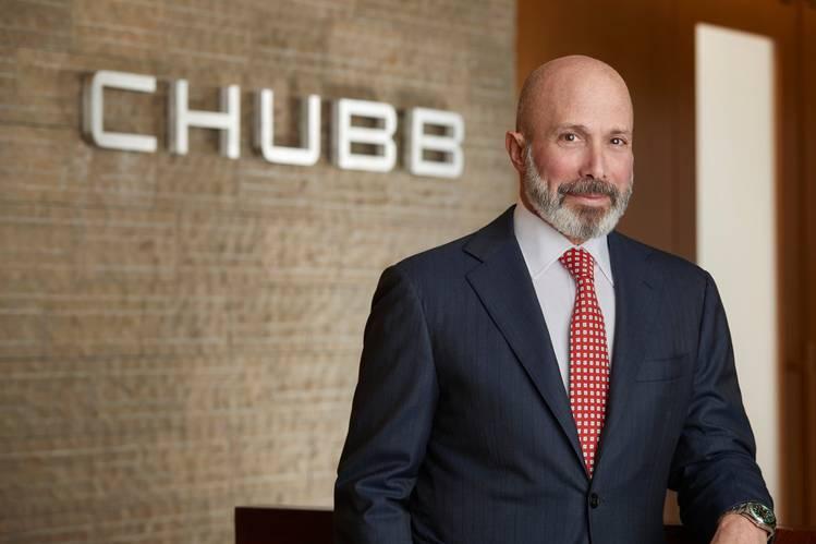Evan G. Greenberg é Chairman and Chief Executive Officer of Chubb Limited / Reprodução
