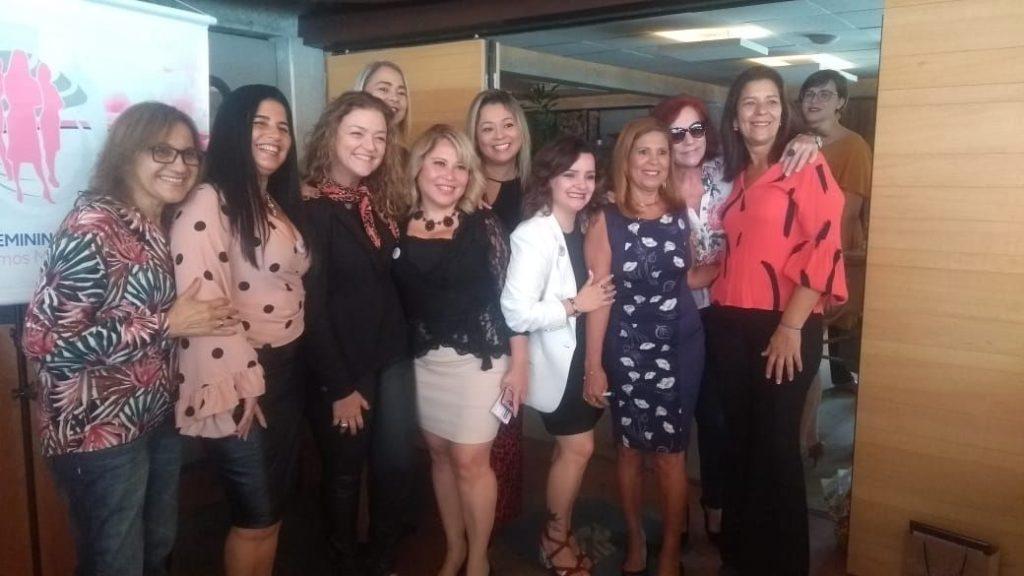 Comissão Feminina do Sincor-RJ promove almoço em comemoração às mães