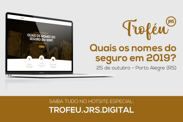 Troféu JRS 2019 ganha hotsite oficial e já tem data para acontecer