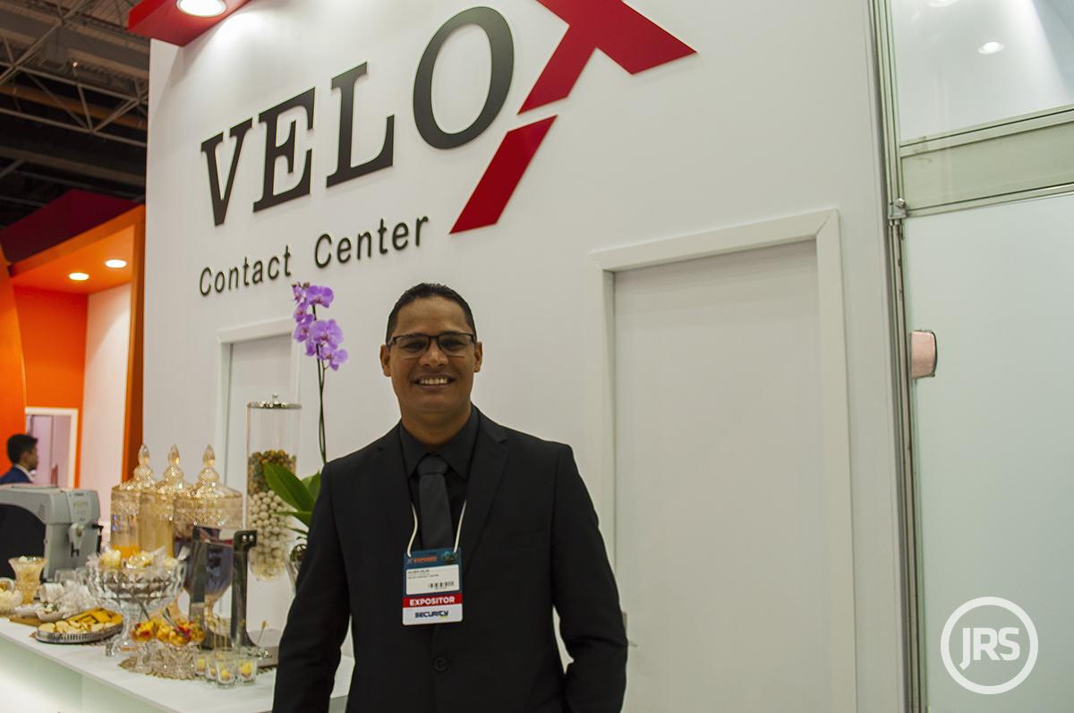 Gilson Silva é Gerente Comercial da Velox Contact Center