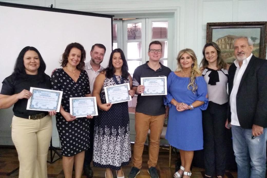 Novos associados do Clubcor-MG recebem as boas-vindas da diretoria / Divulgação