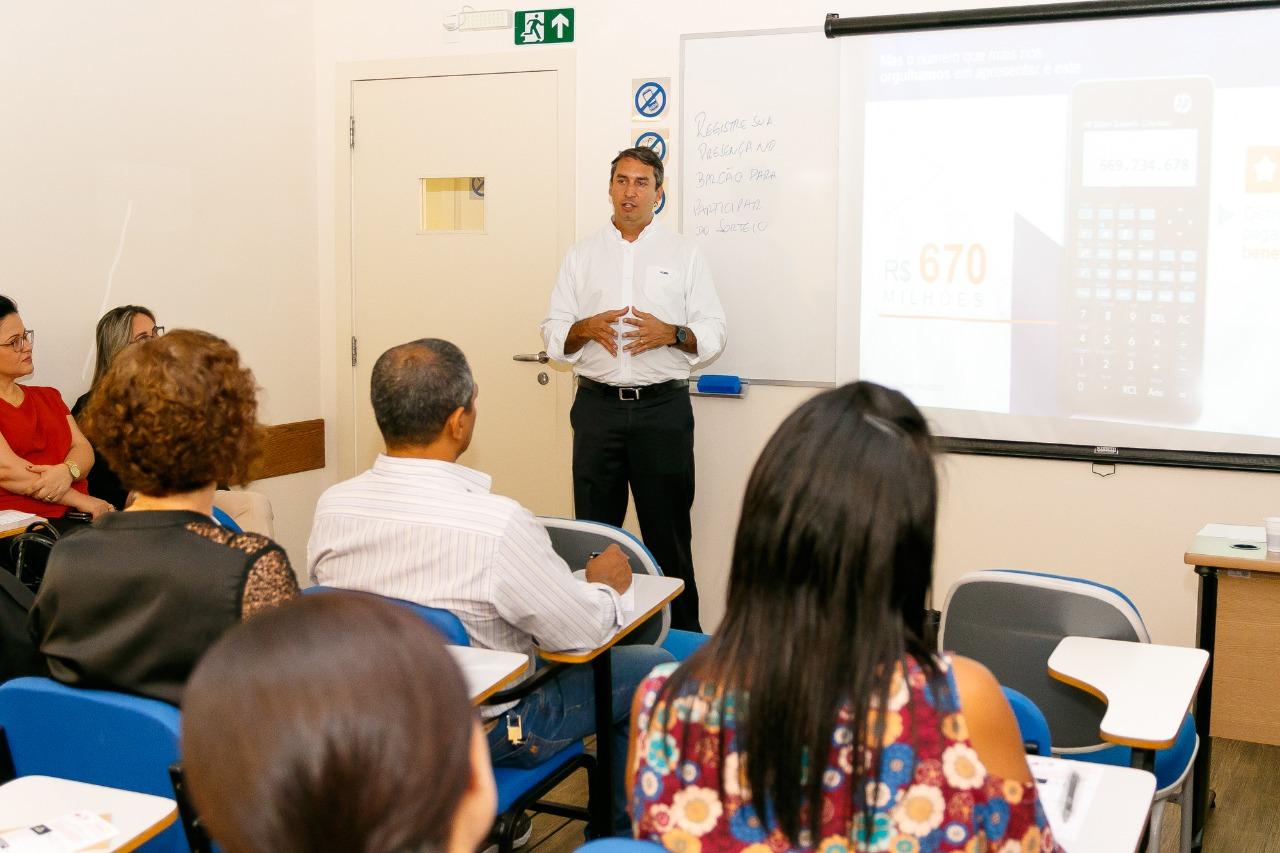 Sergio Prates, diretor regional da Icatu Seguros / Divulgação
