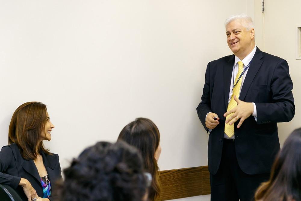Edson Iria, superintendente comercial da Promed Assistência Médica / Divulgação