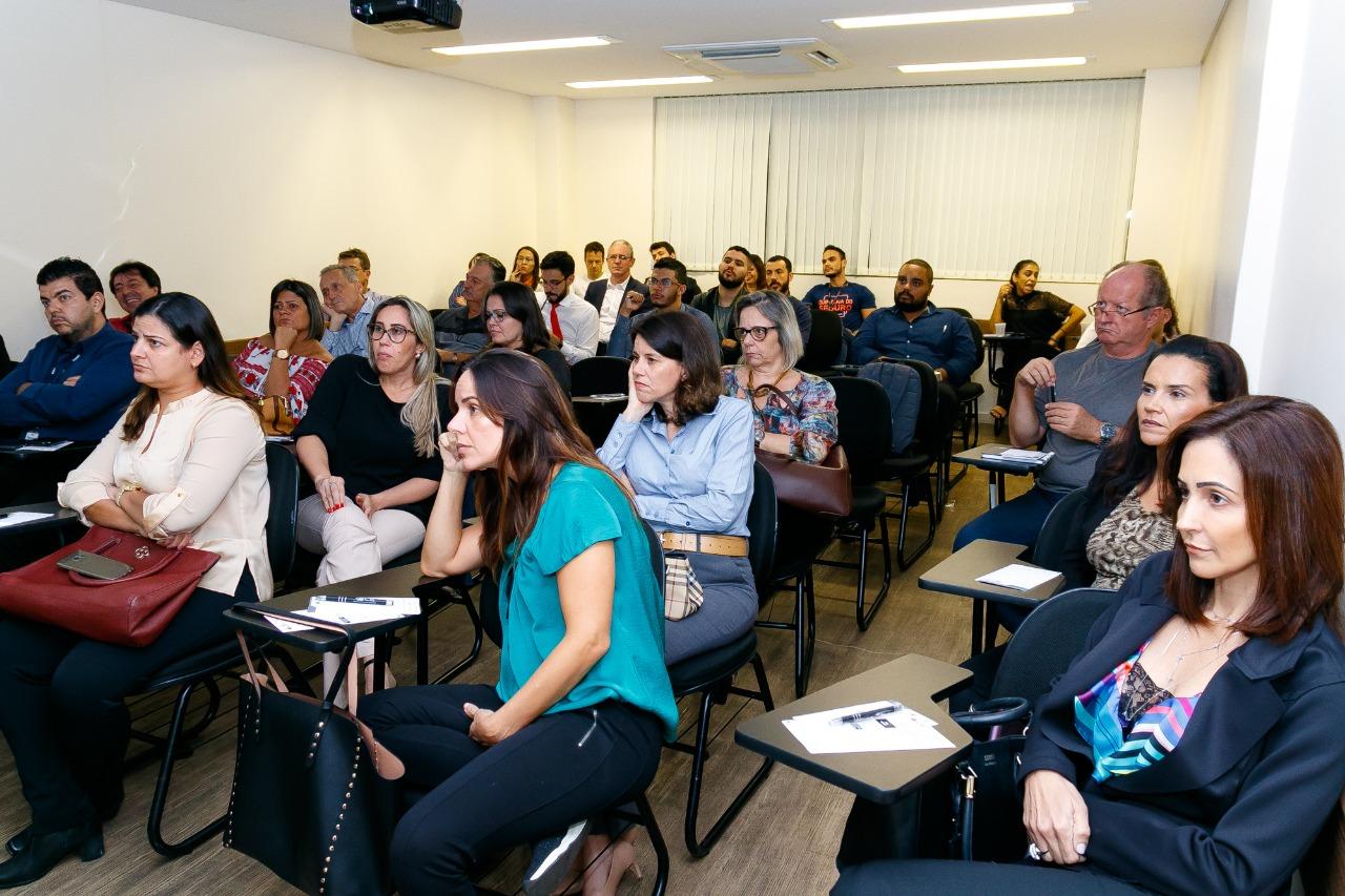 Corretores prestigiaram II Workshop Conhecer para Proteger / Divulgação