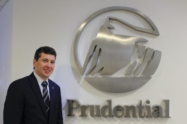 David Legher é o novo executivo principal da Prudential do Brasil