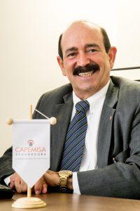 Jorge Andrade é presidente da Capemisa Seguradora e agora diretor da Fenaprevi / Divulgação