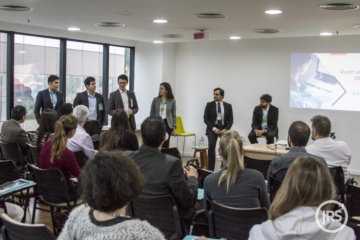 Daniel Advogados promoveu evento com parceiros de negócios para debater os impactos da LGPD nos negócios / Arquivo JRS