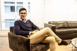 Marco Mendes é Cyber Insurance Developer da Aon / Arquivo JRS