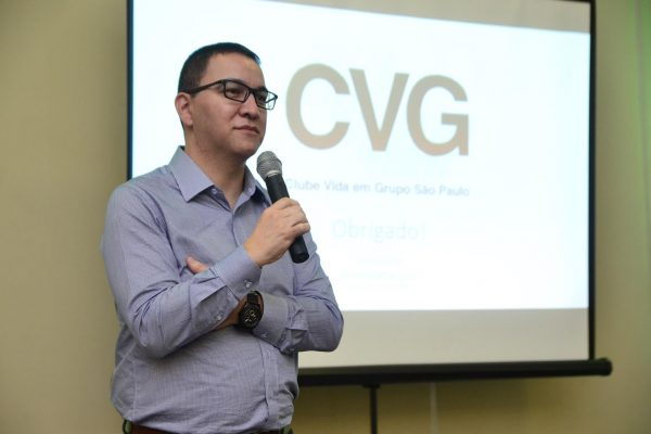 O presidente do CVG-SP, Silas Kasahaya / Divulgação