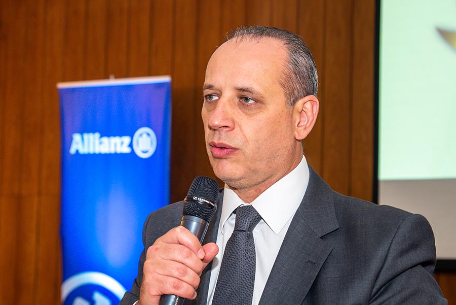 Allianz aborda tendências e desafios do mercado de seguros no 1º Congrecor
