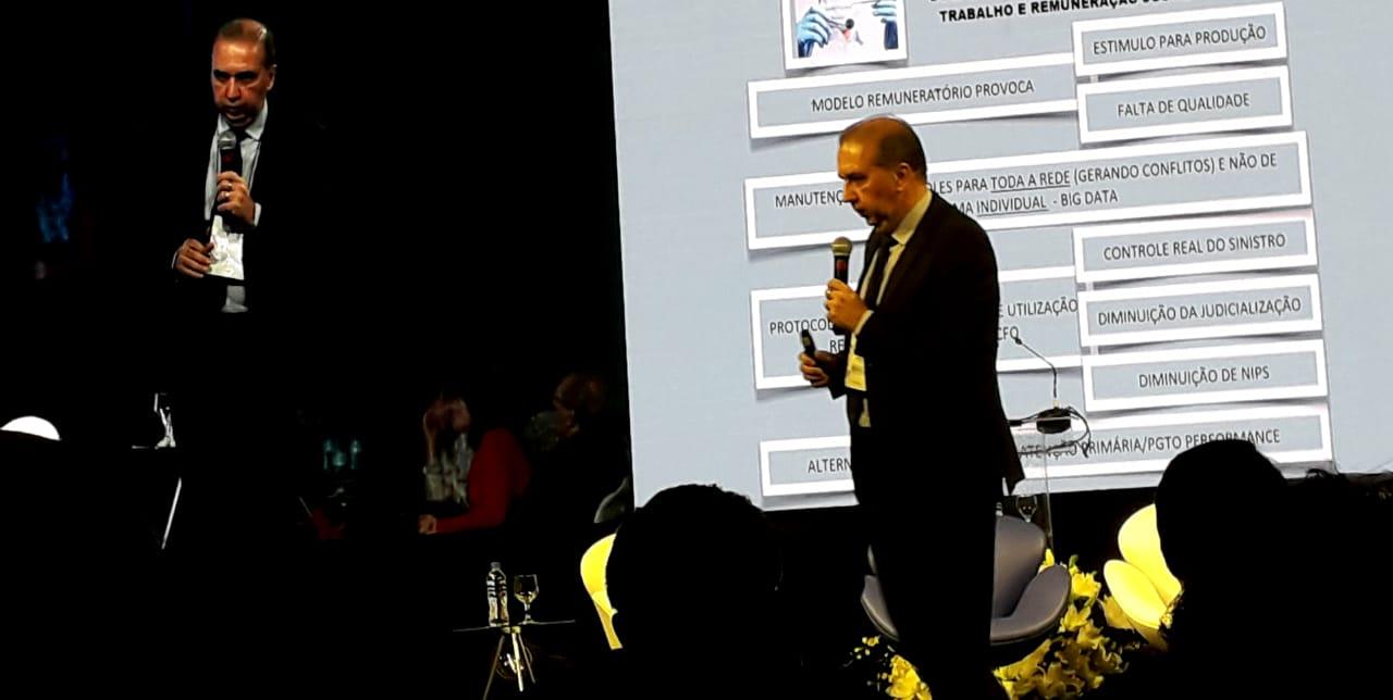 José Alves é Presidente da Uniodonto do Brasil / Divulgação