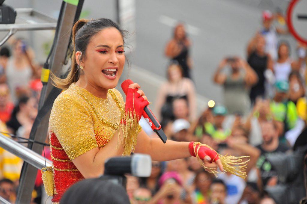Cláudia Leitte fará show de abertura do 22º Congresso Brasileiro de Corretores