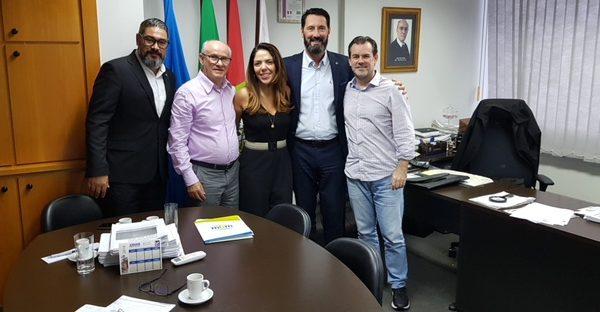 Grupo MBM promove reunião entre corretora Jomani e plataforma LogSegSul