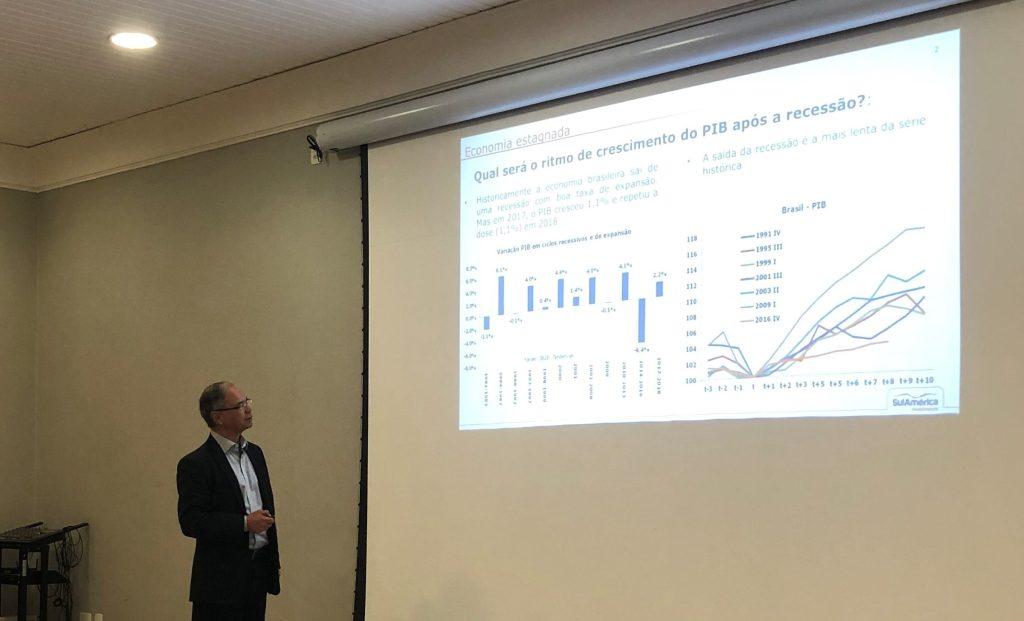 SulAmérica e Proteção Corretora de Seguros promovem palestra no MS