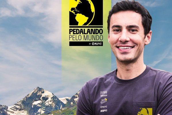 L'Étape Brasil e Omint desafiam apresentador da ESPN na maior prova do ciclismo mundial