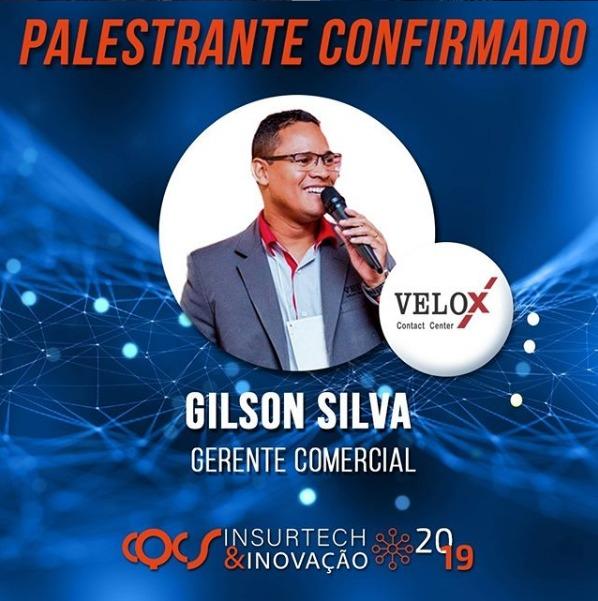 Velox Contact Center marca presença em evento sobre insurtechs e inovação
