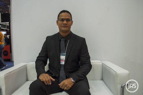 Gilson Silva é Gerente Comercial da Velox Contact Center / Foto: Fernando Rodrigues/Especial