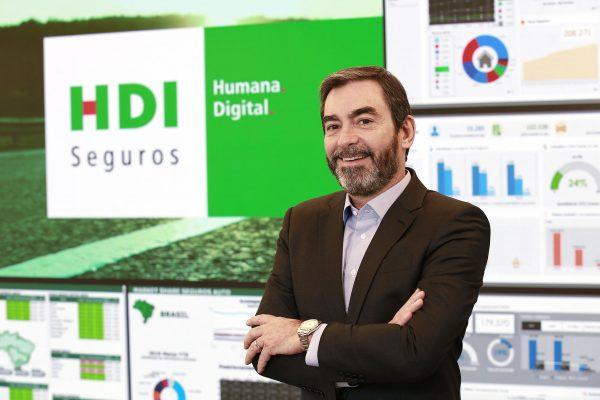 Flávio Rodrigues é Vice-Presidente Comercial da HDI Seguros / Divulgação