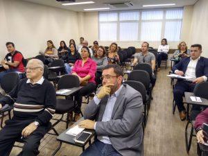 """Público prestigia mais uma edição do workshop """"Conhecer para Proteger"""""""
