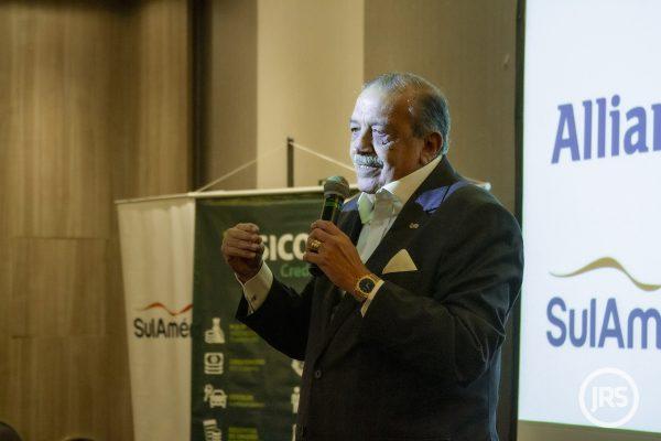Henrique Brandão é Presidente do Sincor-RJ / Arquivo JRS
