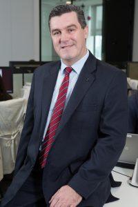 Paulo Robson Alves é Head of Marine Brazil da AXA XL / Divulgação