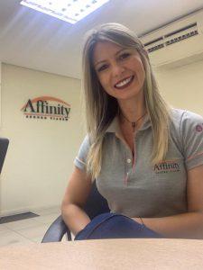 Valéria Pereira é Gerente de Produtos da Affinity / Divulgação