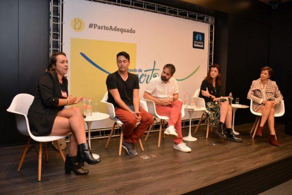 Seguros Unimed lança programa 'Parto Adequado' em encontro com influenciadores digitais