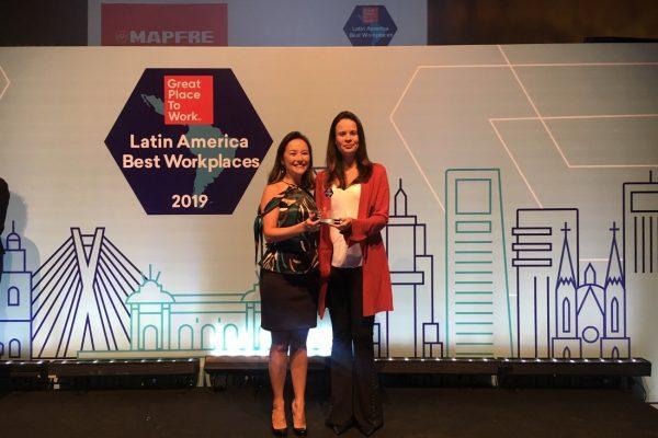 Mapfre Brasil está entre as melhores empresas para trabalhar da América Latina