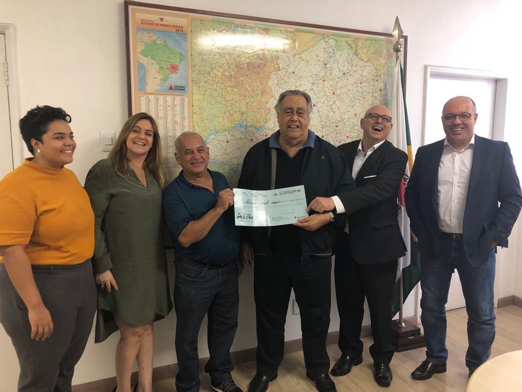 União Seguradora contempla MG com prêmio de Capitalização