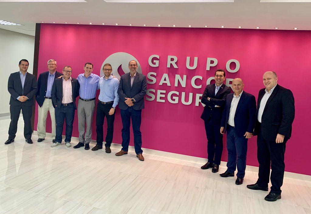 Rede Lojacorr e Sancor Seguros reforçam parceria
