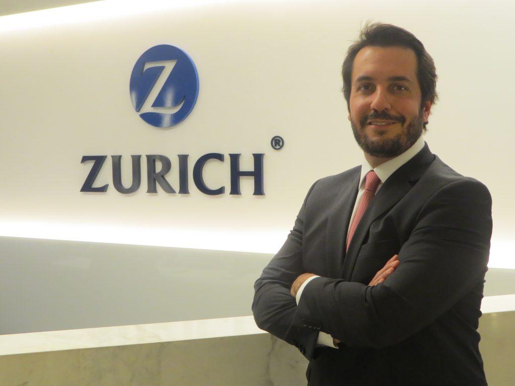 Fabiano Lima é o novo diretor de Vida, Previdência e Capitalização da Zurich