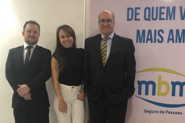 Filial do MBM no DF apresenta novo executivo de contas em evento com corretores