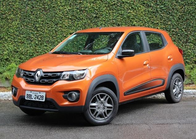 Renault Kwid é o carro com menor preço de seguro auto
